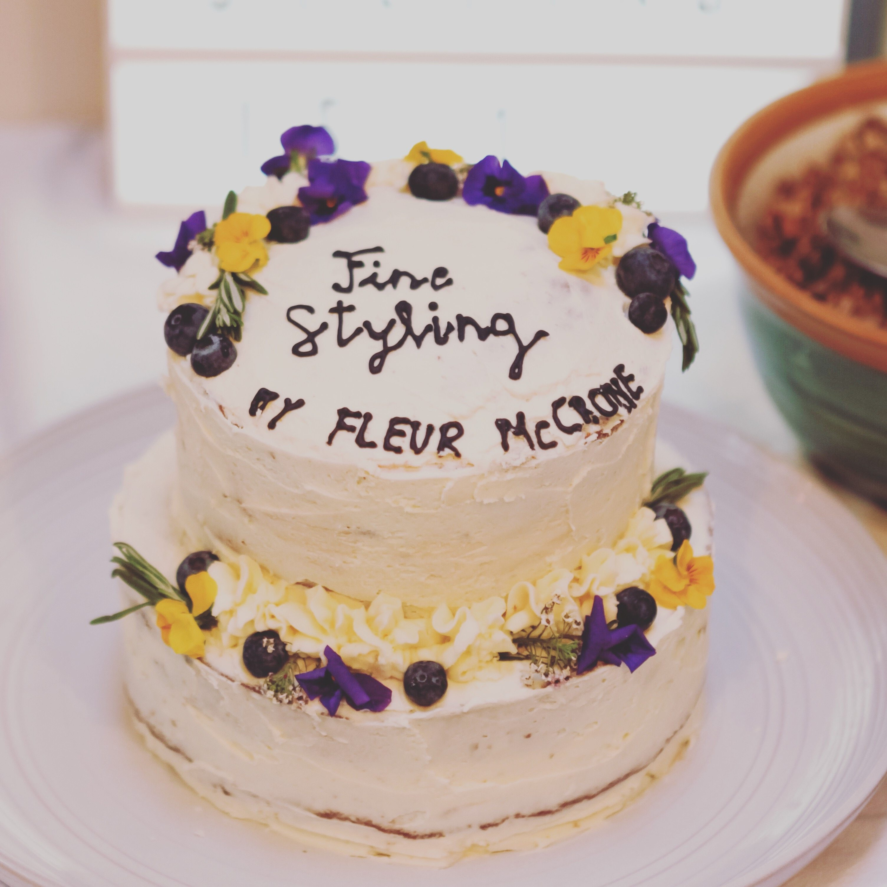 Fine Styling Turns One